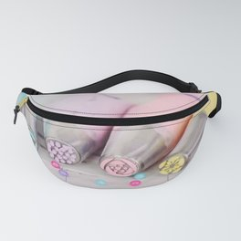Pastel Colored Cake Decorating Tools Photograph Fanny Pack