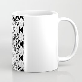 Random Colorings II Coffee Mug