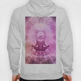 Zen Meditation Mind Expansion Hoody
