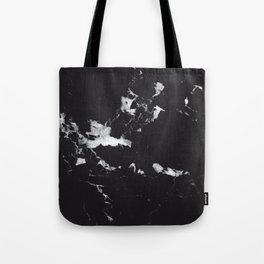 Black Marble #1 #decor #art #society6 Tote Bag