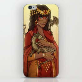 Hazan- Autumn iPhone Skin