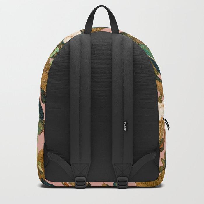 Summer Botanical Garden V Backpack