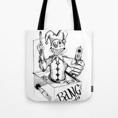 Jack (Gunslinger in a Box) Tote Bag
