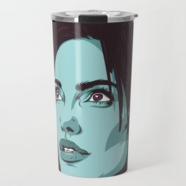 Queen of the Ravens Travel Mug