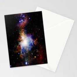 Orion NebulA Colorful Full Image Stationery Cards