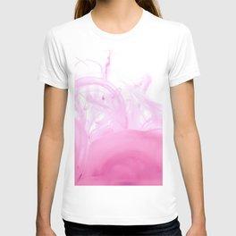 Liquid pink agate T-shirt