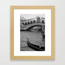 Amazing Venice Italy Framed Art Print