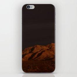 Desert Alpenglow - II iPhone Skin