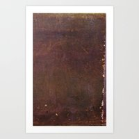 leather Art Prints featuring Leather by Jason Michael