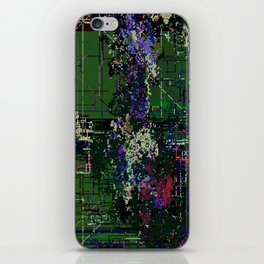 8bit fool iPhone Skin