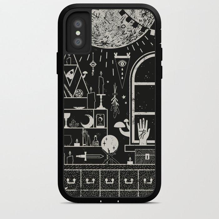 Moon Altar iPhone Case