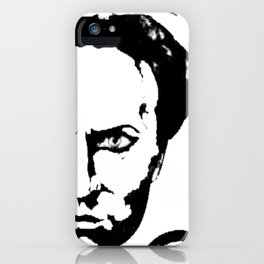 the man who call a magician iPhone Case