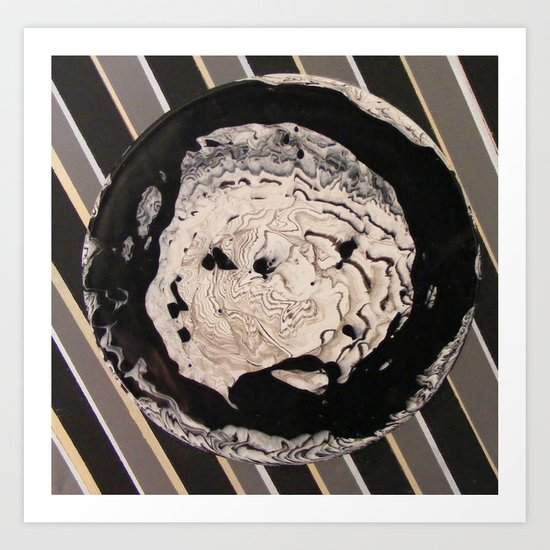 mercerism Art Print