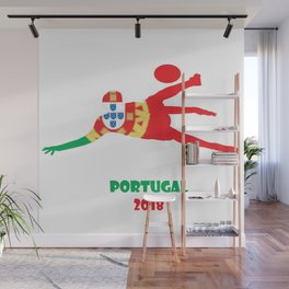 Portugal2 Wall Mural