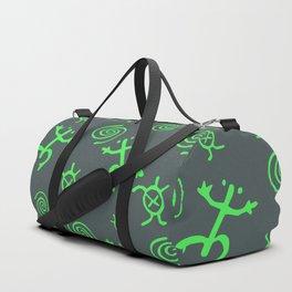 Taino Coqui Glow Duffle Bag