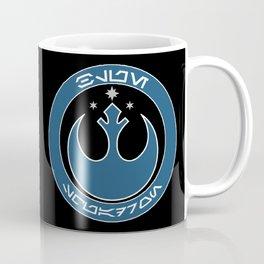 Blue Squadron (Resistance) Coffee Mug