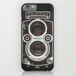 Vintage Camera 02 iPhone Case