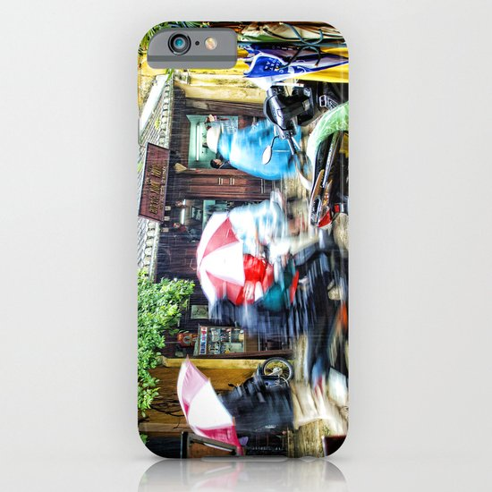 Movement in Hoi An iPhone & iPod Case