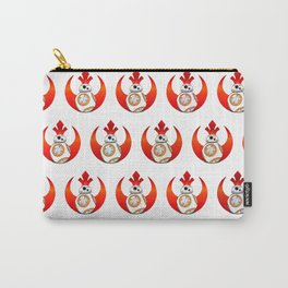 Rebel BB8 Droid Pattern Carry-All Pouch