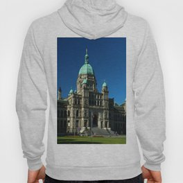 British Columbia Legislature Building Hoody