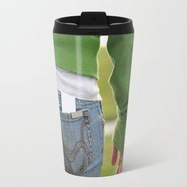 Butt Travel Mug