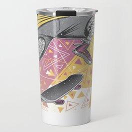 Skate Wars Yeti Travel Mug