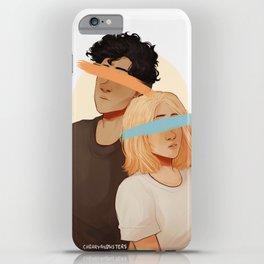 Noah + Jude iPhone Case