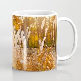Miscanthus ornamental grass grow Coffee Mug