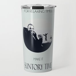 Suntory time Travel Mug