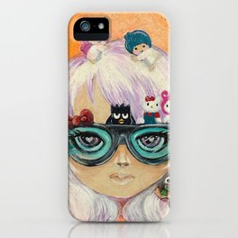 Rosie iPhone Case