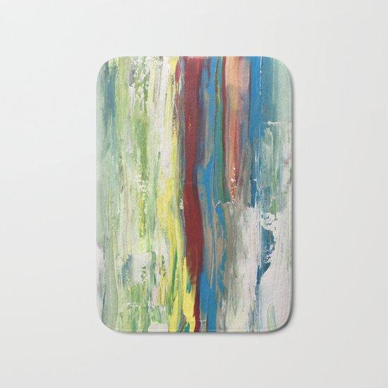 Abstract Painting #3 Bath Mat