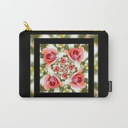 Roses of Romance Carry-All Pouch