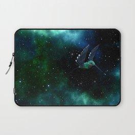 Space Hummingbird Laptop Sleeve
