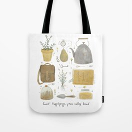 House of the True Tote Bag