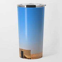 Sand Castle Travel Mug