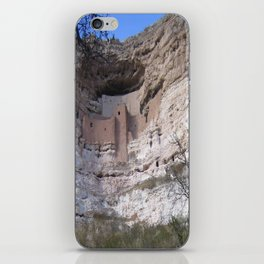 Anasazi Cliff Dwelling iPhone Skin