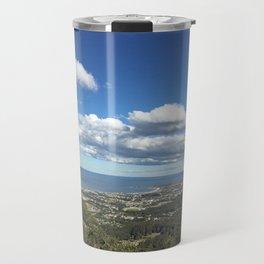Bulli Lookout in Wollongong NSW Australia Travel Mug