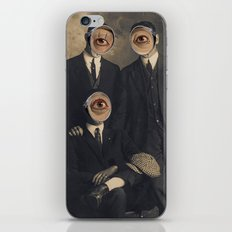 MEMBERS ONLY iPhone & iPod Skin