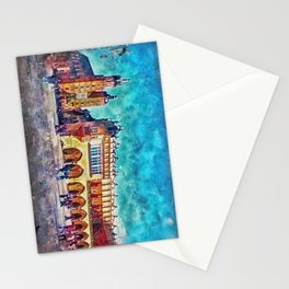 Cracow Main Square Stationery Cards