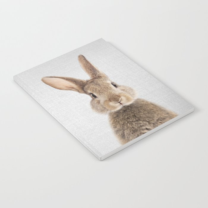 Rabbit - Colorful Notebook