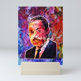 Hero For All Mini Art Print