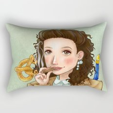 Yada, Yada, Yada Rectangular Pillow