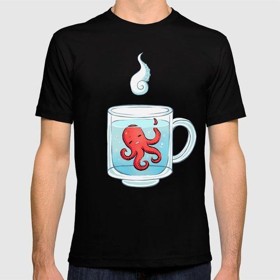 Octopus Tea T-shirt