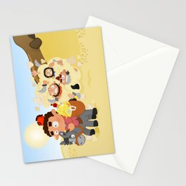 Ali Baba and the 40 thieves (Arabian nights) Stationery Cards