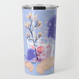 Ghost Tea Time Travel Mug