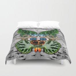 Begonia Being Duvet Cover