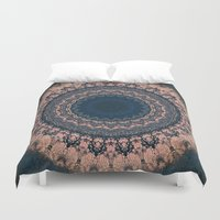 boho Duvet Covers featuring Boho by Jane Lacey Smith