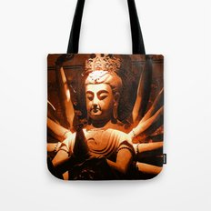 durga, indian goddess Tote Bag