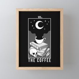 The Coffee Framed Mini Art Print