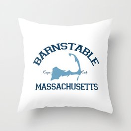 Barnstable Cape Cod Throw Pillow